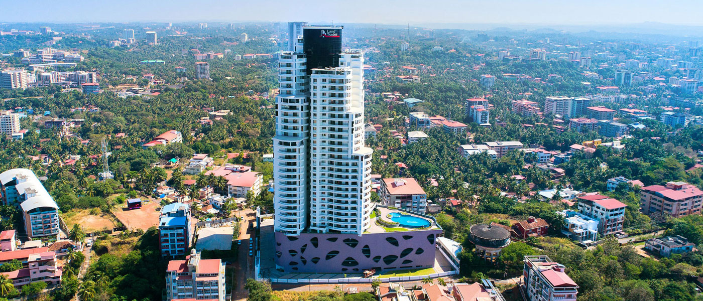 Solitaire, Luxury Apartments in Hathill, Mangalore ...