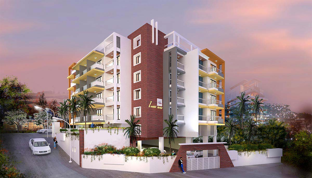 Completed Projects,Apartments in Mangalore,Land Trades
